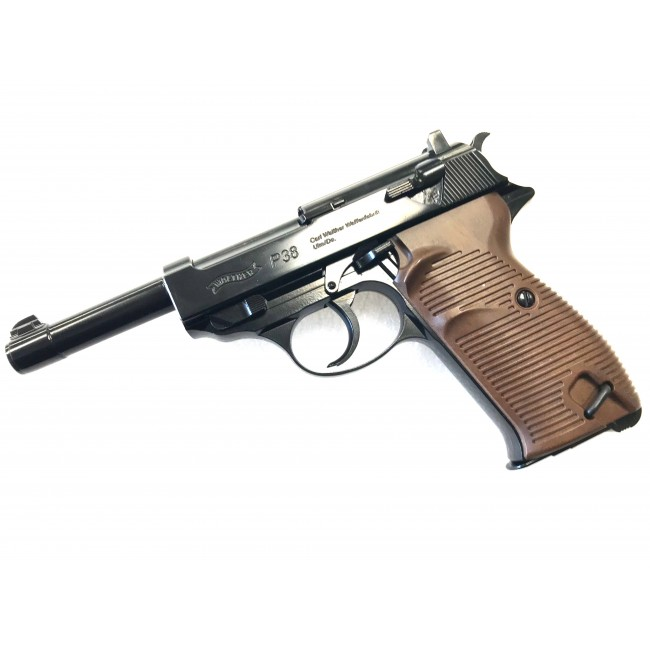 Walther P38 4 5mm BB Air Pistol